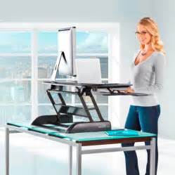 office fitness stand up for health amp turn your desk into