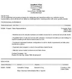 Resume Objective Exles Customer Service by How To Write A Fantastic Customer Service Resume Career