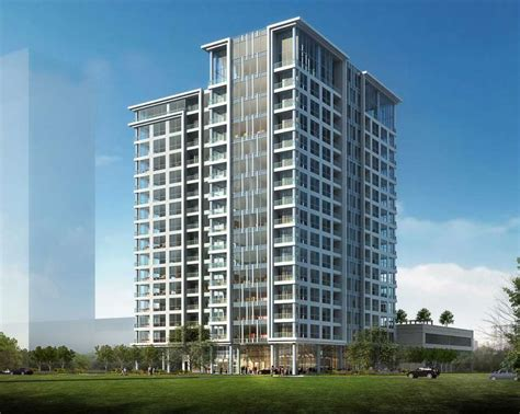 Apartment Building Design by Tall Buildings To Rise Near River Oaks District Houston