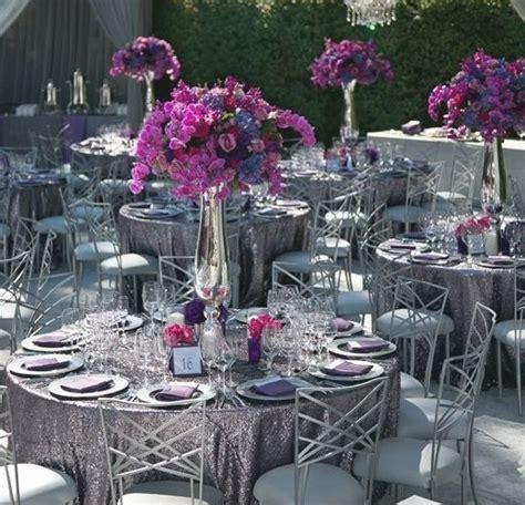 pin by sherry davis ruffin on purple grey silver wedding