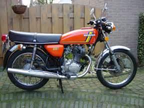 1975 Honda Cb125 Honda Cb125