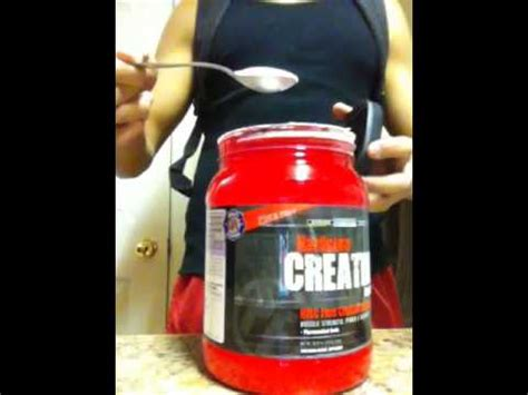creatine 5 grams measuring 5g one teaspoon of creatine