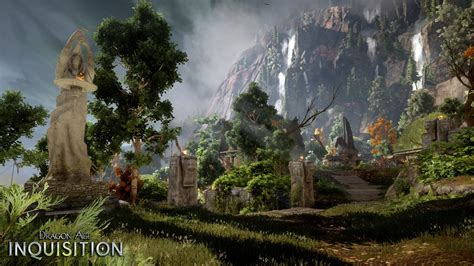 dragon age inquisition screenshots show awesome