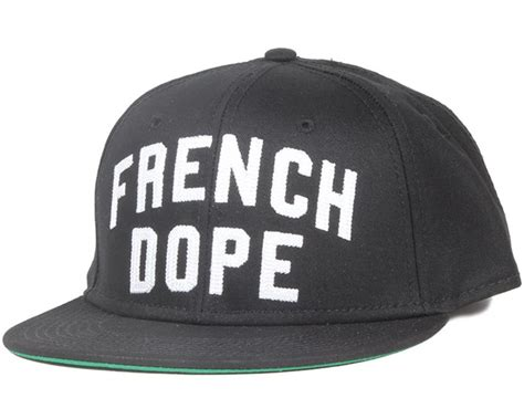 Topi Snapback Dope1 5 dope black snapback space monkey caps hatstore co uk