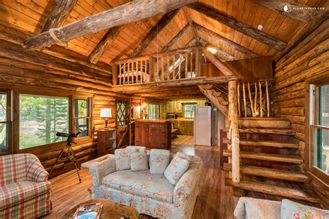 Cabins For Rent In Ny Upstate by Lakefront Log Cabin Rental In Adirondack Park