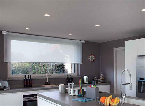 tendaggi cucina moderna idee per tende da cucina moderne di vari modelli