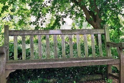 lyra bench bridgetothestars net oxford botanic garden close up of lyra and will s bench