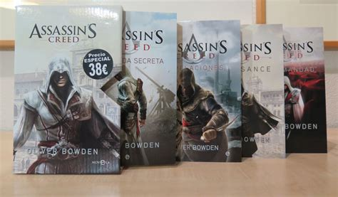 libro assassins creed syndicate official las 4 primeras novelas de assassin s creed a mitad de precio assassin s creed center