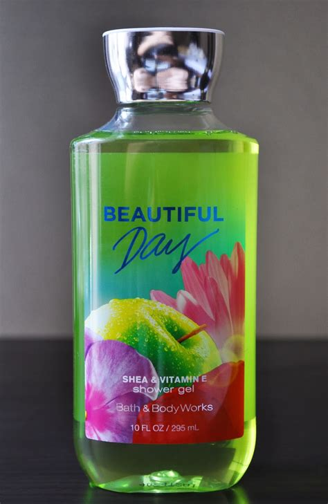 shower gel bath and works so lonely in gorgeous it s a beautiful day bath works shower gel