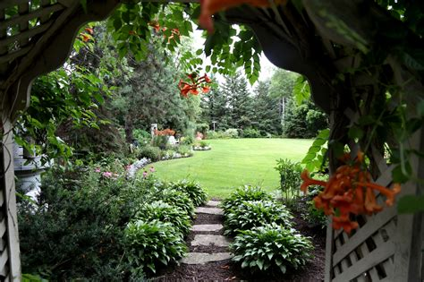 Backyard Designs For Small Yards Beautiful Gardens Shoreview Couple S Haven Is Our