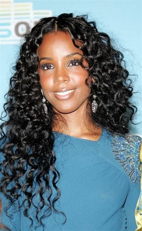 Wavy Hairstyles For Black Hair by 30 Best Curly Hairstyles For Black Fave