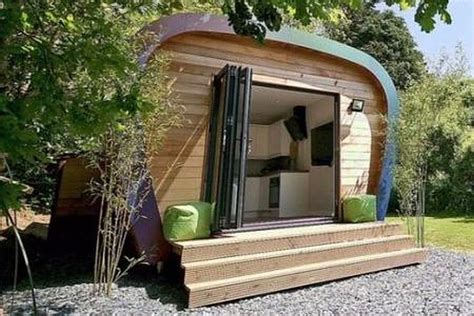 pod living s stylish studio pod eco with 233 lan