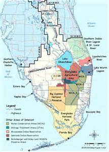 south florida water management district map news will florida s coastal estuaries finally get