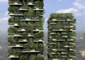 Apartment Names With Trees Vertical Forest Skyscrapers Coming To Milan