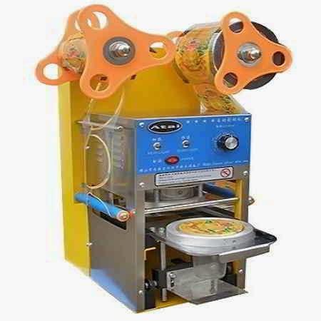 Alat Press Gelas Plastik Bekas update daftar harga mesin cup sealer otomatis press