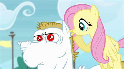pony bulk image fluttershy whispering at bulk s ear s4e10 png my