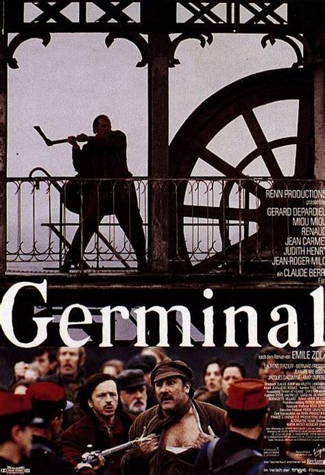 germinal claude berri online germinal movie poster 2 of 2 imp awards