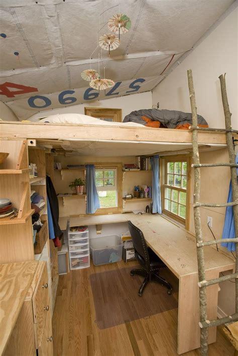 dorm bunk  desk plans woodworking projects plans