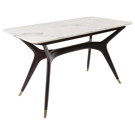 Italian Marble Coffee Table Italian Marble Coffee Table By Ico Parisi Circa 1955 At 1stdibs