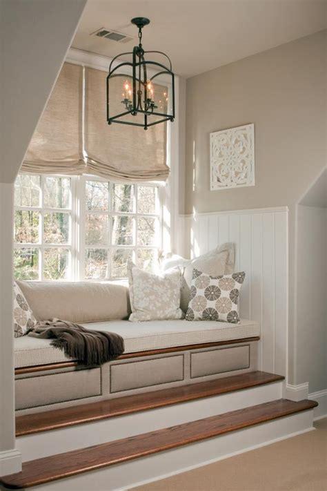 oversized dormer window  upholstered daybed hgtv