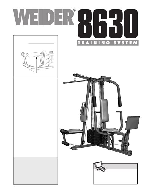 weider home wesy86303 user guide manualsonline