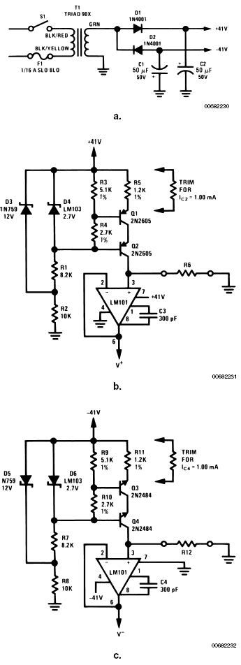 integrated circuit testing programmable bench power supply freecircuits net
