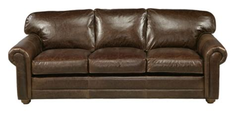 Rustic Leather Hide A Way Bed And Sleeper Sofas Leather Hide A Bed Sofa