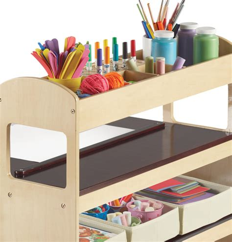Children S Craft Table by Creative Craft Table For Children Did Ya See