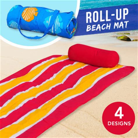 Roll Up Mat With Pillow by Roll Up Reversible Mat With Pillow Buy Mats