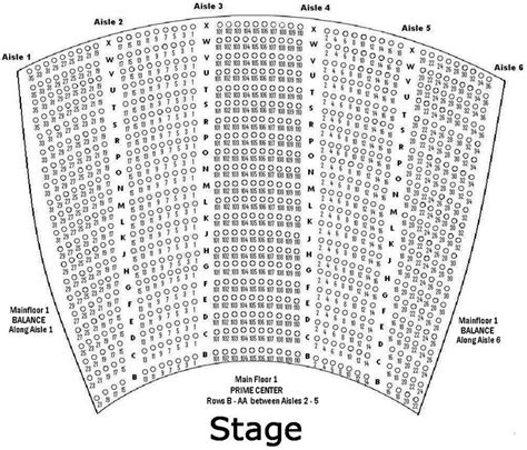 civic opera house seating civic opera house seating chart civic opera house