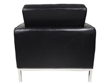 Lounge Sessel Schwarz