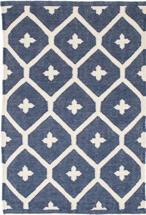 dash albert indoor outdoor rugs dash and albert elizabeth navy indoor outdoor rug for sale