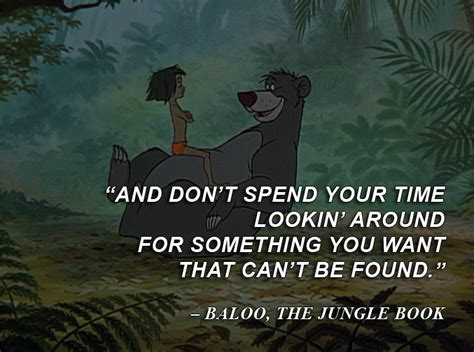 the jungle quotes the jungle book quotes baloo image quotes at hippoquotes