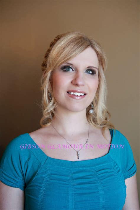 Wedding Hair And Makeup Ontario by Gibson In Motion