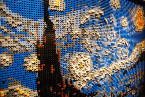 lego painting photos master lego builder nathan sawaya s of the