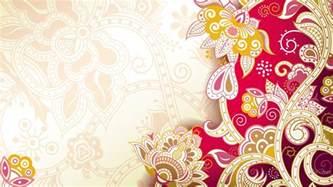 floral wallpaper background