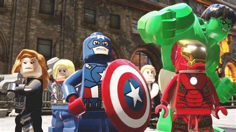 film marvel lego lego marvel s avengers full movie youtube