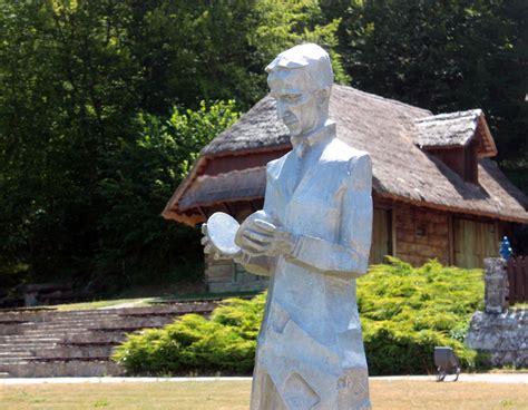 Nikola Tesla Croatia Nikola Tesla Memorial Smiljan Plitvice Lakes Travel