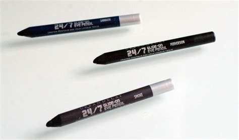 Eyeliner Pencil Decay decay eye pencil swatches jessoshii