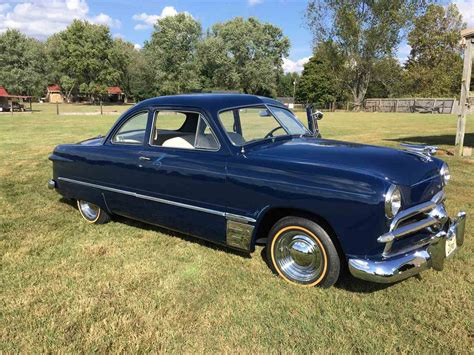 49 Ford Coupe by 1949 Ford Club Coupe For Sale Classiccars Cc 938063