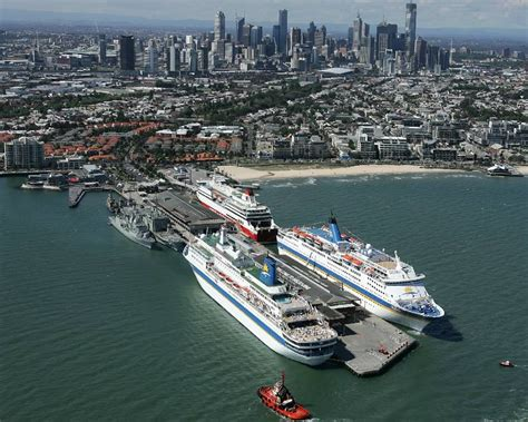 Address Finder Australia Melbourne Melbourne Australia Cruise Port Schedule Cruisemapper