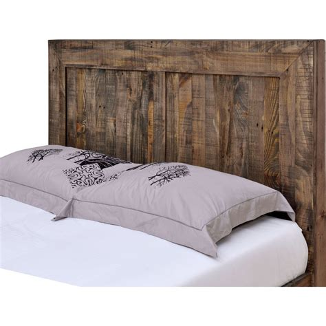 boston bed boston double size recycled pine timber bed frame buy