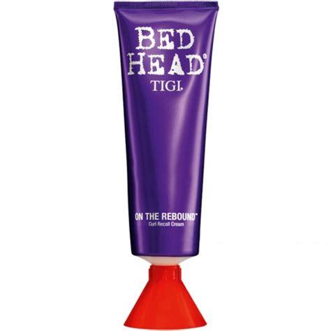bed head on the rebound tigi bed head on the rebound curl recall cream g 252 nstig