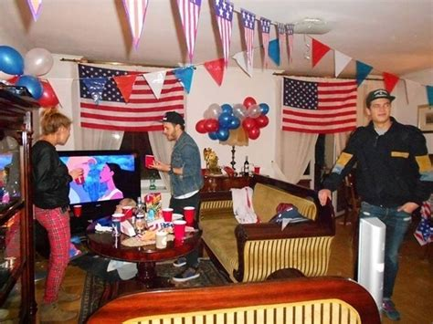 American Themed Events | how to throw an american themed party cookies sangria