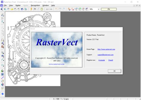 tutorial raster design 2015 rastervect 22 3 screenshots tutorial and full version