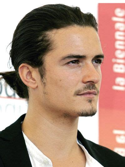 orlando bloom man bun orlando bloom with long hair your quot hair quot 411 pinterest