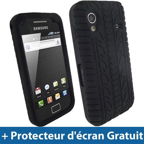 Murah Baterai Samsung Galaxy Ace 5830 Ace Plus noir pneu silicone etui pour samsung galaxy ace s5830 android housse coque ebay