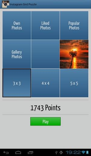 download theme instagram for android free download instagram grid puzzle for android appszoom
