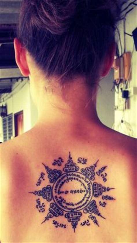 thai tattoo london 78 images about sak yant on pinterest buddhists magic