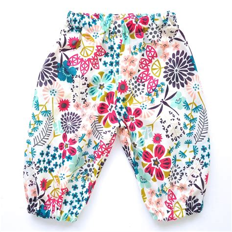 toddler yoga pants free pattern baby basics shorts pants pdf baby sewing pattern hey